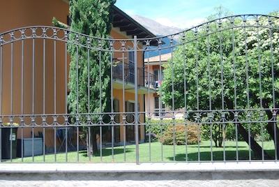 Sanctuaire de la Sainte Pietà, Cannobio, Piémont, Italie
