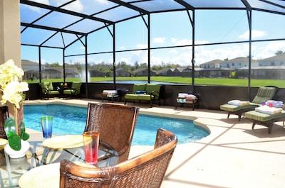 Kissimmee Golf Club, Kissimmee, Florida, Verenigde Staten