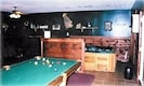 Game Room - Hot Tub & Pool Table - (also has Queen bed & half bath)