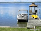 Enjoy the dock.