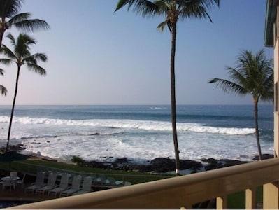 Beautiful ocean views!