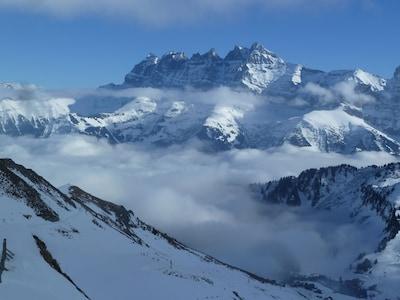 Chablais Alps, Valais, Switzerland