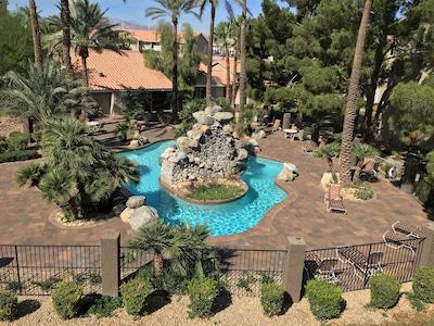 Flamingo Palm Villas, Las Vegas, Nevada, United States of America