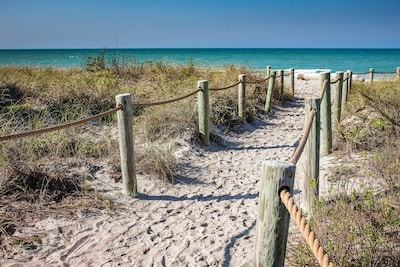 Are you ready to take long beach walks along Manasota Key or just find your spot in the sun and relax?