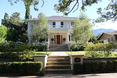 1922 Grand Italian Revival Home in Historic Highlands, Pasadena.