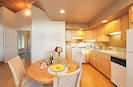 Cook a delicious meal in the fully equipped kitchen