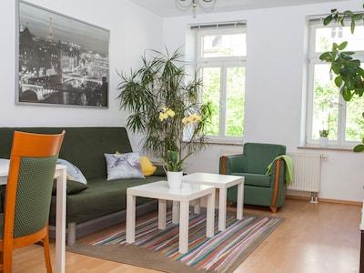 Abtnaundorf, Leipzig, Saxony, Germany