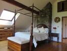 Master Bedroom, 3rd floor, its own bath/shower.
