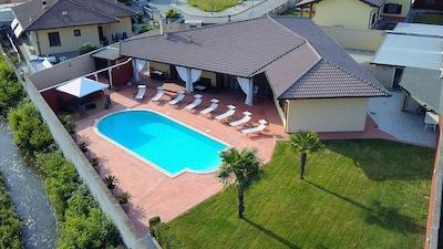 Villarboit, Piedmont, Italien