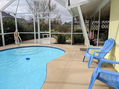 Ocean Grove Terrace, Ormond Beach, Florida, USA