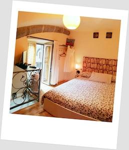 Chambre (lit 160x200 king size)