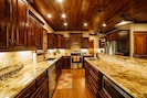 Beautiful Kitchen with Granite Counters
