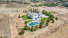 Aerial View of our 6-Acre Estate