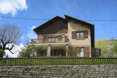 Villars-Colmars, Alpes-de-Haute-Provence, France