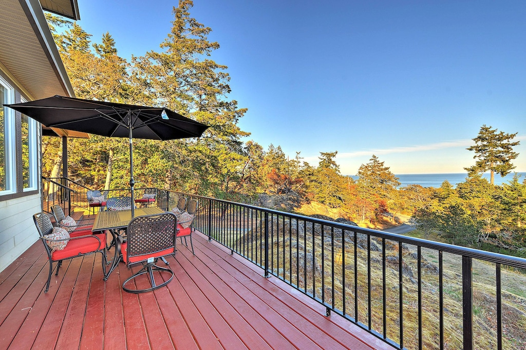 One of the best vacation rentals in Victoria.