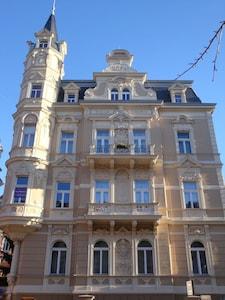 Vridelni kolonada, Karlovy Vary, Karlovy Vary Region, Czech Republic