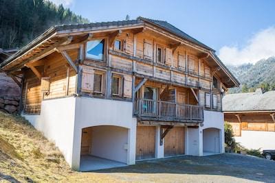 Saint-Jean-d'Aulps, Haute-Savoie (department), France