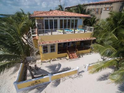 Casa De Bonita has private upper sun deck