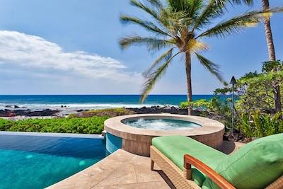 waikoloa beachfront home