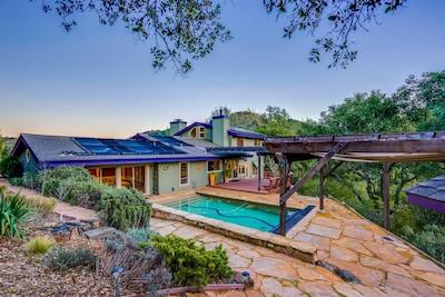 Chalk Hill Estate Vineyard, Healdsburg, California, United States of America