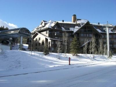 Four O'Clock Ski Run, Breckenridge, Colorado, United States of America