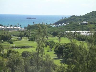 Villa Zatarra Ocean & Golf Course Views