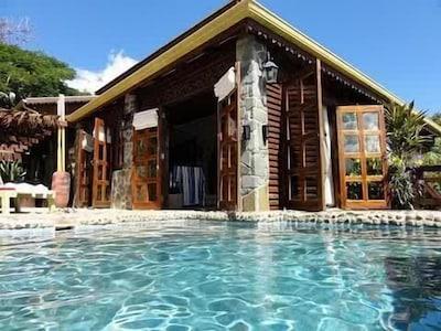 Villa Zatarra Pool Views