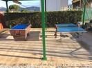 Ping pong  &. Pool table