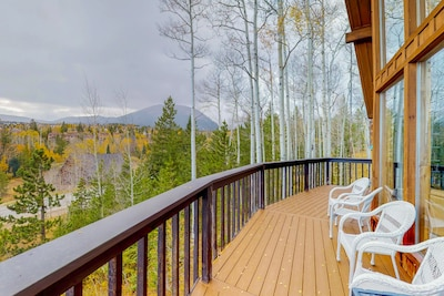 Mesa Cortina, Silverthorne, Colorado, United States of America