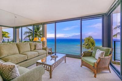 Welcome to Mahana 617 on N. Kaanapali Beach, Maui!