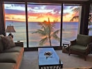 """Heavenly Maui Sunset.  Want to """"sea yourself"""" here?"""