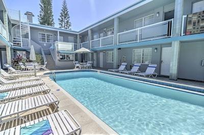 Clearwater Beach Studio Rentals