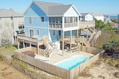 Ocean Sands Section E, Corolla, North Carolina, USA