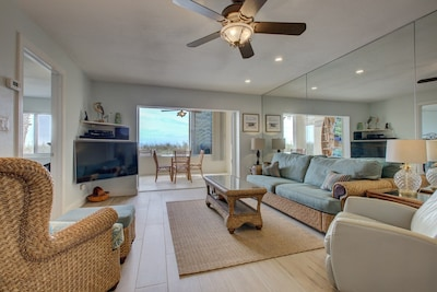 Completely remodeled living space