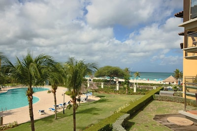 Welcome to your Amazing Pearl Two-bedroom condo at Oceania Deluxe Beachfront Condo resort