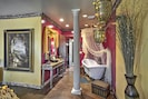 The Suite (Main Living Space) | Clawfoot Tub