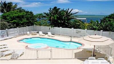 White Ibis Inn Key West Atlantic view