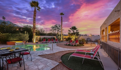 Little Tuscany, Palm Springs, California, United States of America