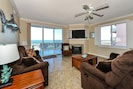 Oceans Edge 301 Living Area