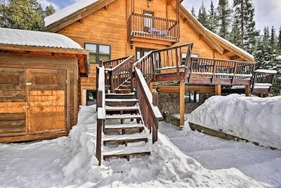 Your Breckenridge vacation rental awaits!