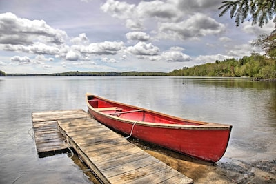 Annabessacook Lake, Winthrop, Maine, United States of America