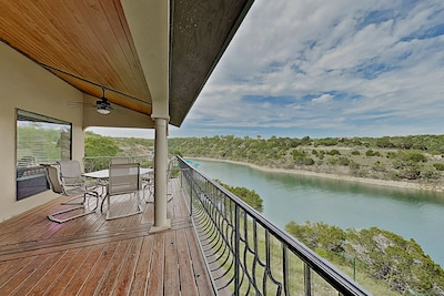 Location - Welcome to Lago Vista! This property is professionally managed by TurnKey Vacation Rentals.