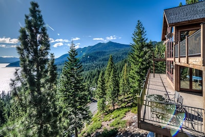 Exteriors - Welcome to Lake Tahoe! This sprawling home is professionally managed by TurnKey Vacation Rentals.