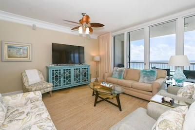 2 Silver Beach Towers West 903 - Living Area