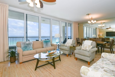 1 Silver Beach Towers West 903 - Living Area