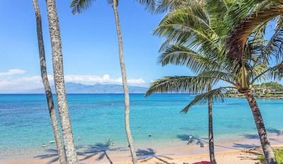 View from Condo 201, Napili Bay Resort