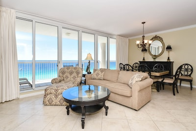 1 Silver Beach Towers West 1203- Living Area