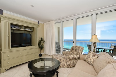 2 Silver Beach Towers West 1203- Living Area