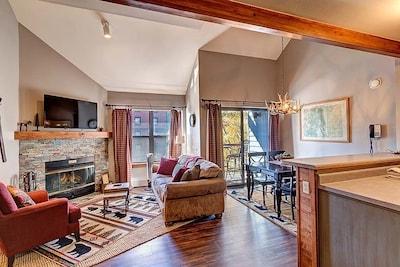 Historic District, Breckenridge, Colorado, États-Unis d'Amérique