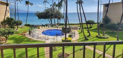 Kanaha Beach Park, Kahului, Hawaï, États-Unis d'Amérique